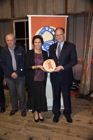 Heritage Recognition Award presented to Richmond Museum Society