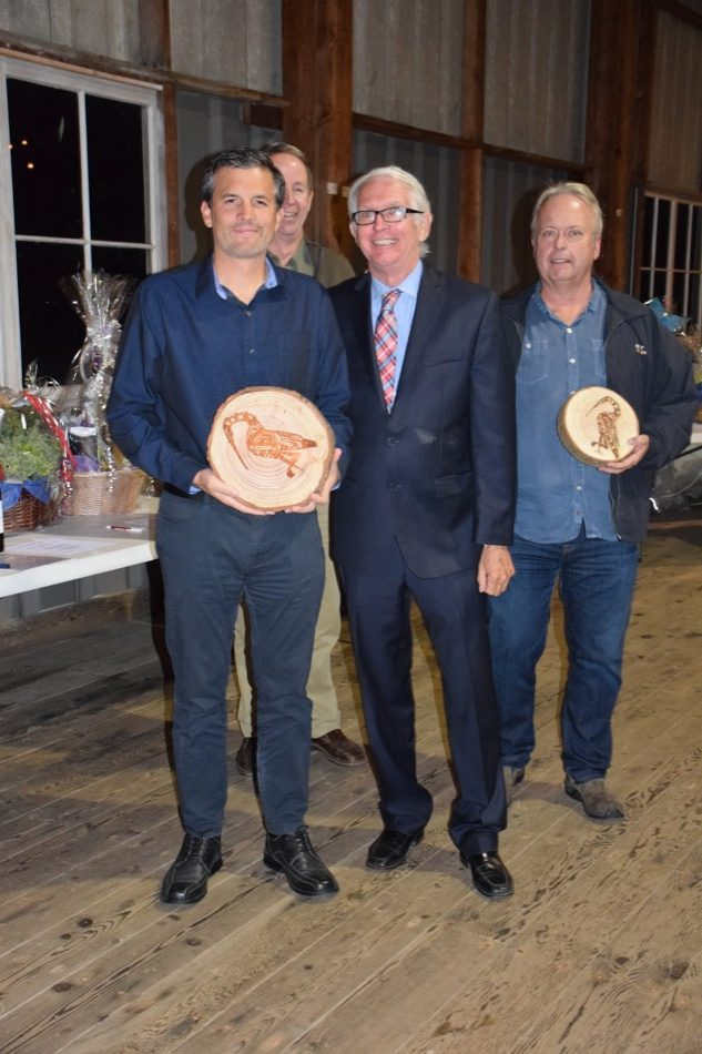 Heritage Recognition Award presented to Steveston Harbour Authority
