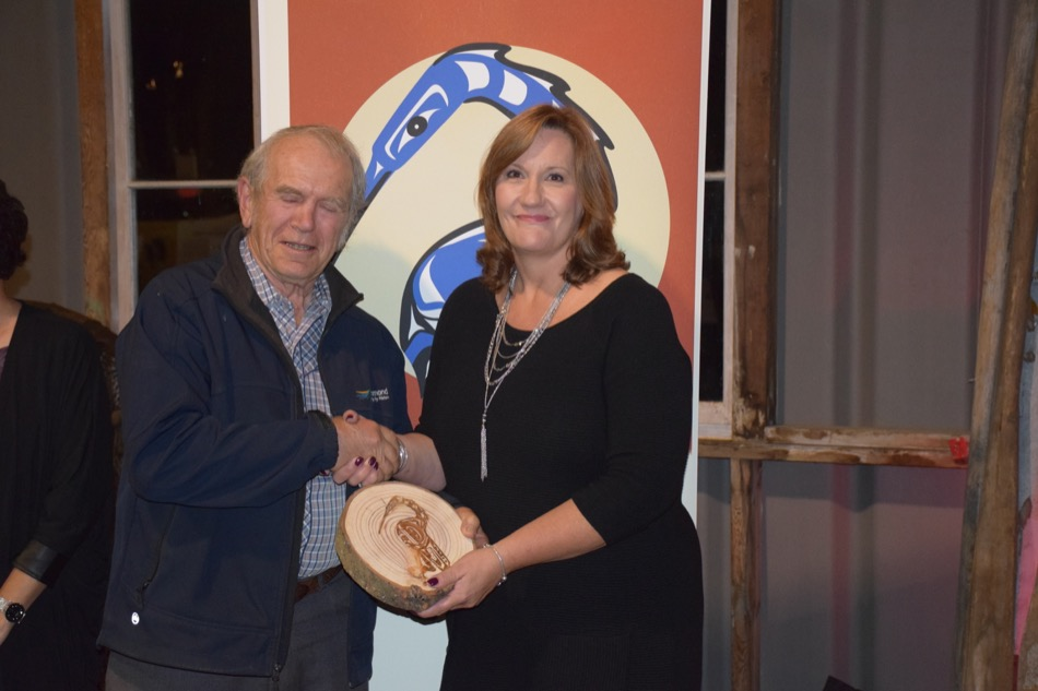 Heritage Recognition Award presented to Tourism Richmond