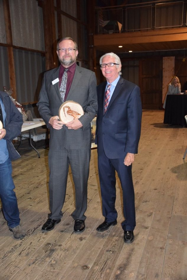 Heritage Recognition Award presented to Richmond Community Foundation