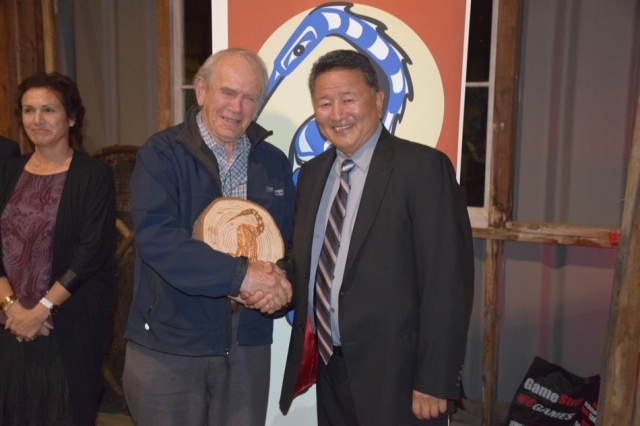 Heritage Recognition Award presented to Steveston Japanese Canadian Cultural Centre Advisory Committee