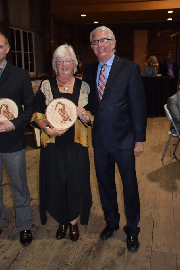 Heritage Recognition Award presented to Steveston 20/20 Group