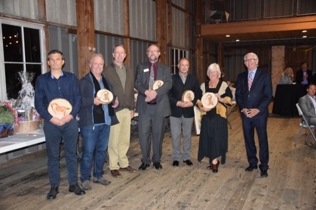Heritage Recognition Award recipients