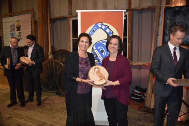 Sponsorship Recognition Award to Port of Vancouver