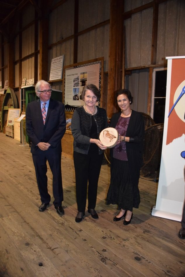 Heritage Recognition Award presented to London Heritage Farm