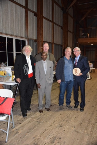 Heritage Recognition Award presented to Britannia Heritage Shipyards Society