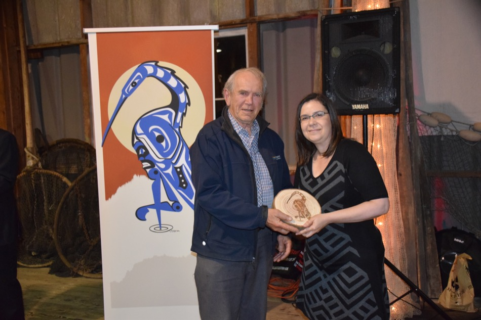 Heritage Recognition Award presented to Gulf of Georgia Cannery Society