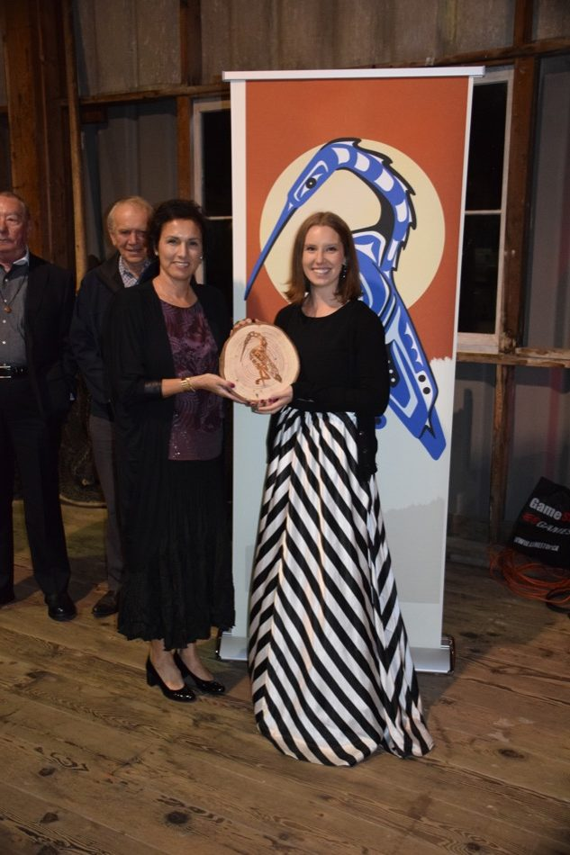 Heritage Recognition Award presented to Richmond Heritage Commission