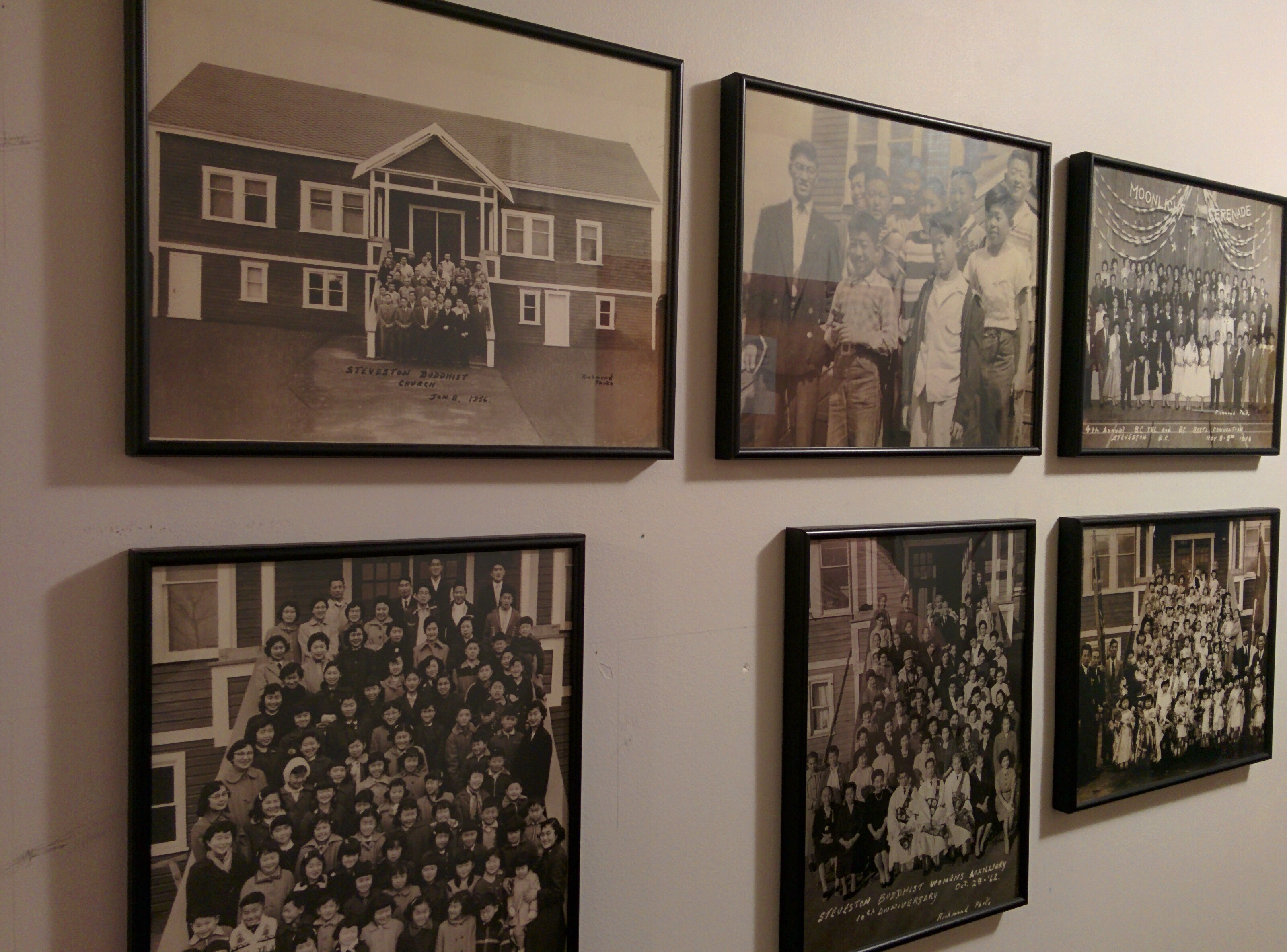 Historic Photographs of the Steveston Buddhist Temple